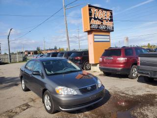 Used 2008 Toyota Corolla CE*15th Anniv Edition*SUNROOF*ONLY 81 KMS*CERT for sale in London, ON