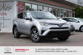 Used 2017 Toyota RAV4 LE AWD BAS KM! for sale in Pointe-Claire, QC