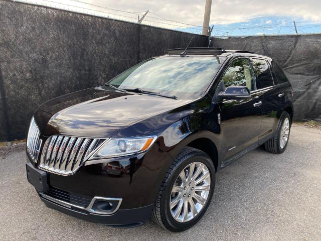 2013 Lincoln MKX LIMITED EDITION-AWD-NAVI-CAMERA-PANO ROOF