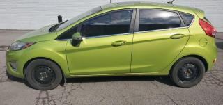 Used 2011 Ford Fiesta SES for sale in North York, ON