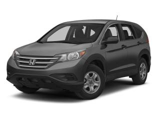 Used 2013 Honda CR-V | EX | CLEAN CARFAX | HEATED SEATS | SOLD AS-IS | for sale in Burlington, ON