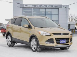 Used 2014 Ford Escape Titanium NAV | ROOF | HTD LEATHER for sale in Winnipeg, MB