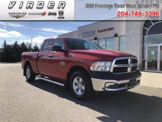 Used 2013 RAM 1500 ST for sale in Virden, MB