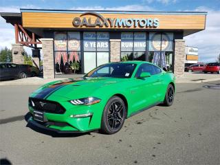 Used 2019 Ford Mustang GT - Leather Interior, Navigation, Heated Front Seats for sale in Courtenay, BC