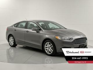 Used 2013 Ford Fusion SE | Locally Owned & Serviced | AM/FM CD Radio | Power Group | for sale in Winnipeg, MB
