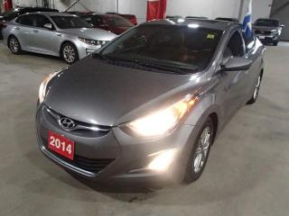 Used 2014 Hyundai Elantra SE MANUAL ***** for sale in Nepean, ON