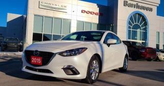 Used 2015 Mazda MAZDA3 GS Sedan | Backup camera, Heated seats for sale in Ottawa, ON