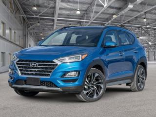 New 2021 Hyundai Tucson Ultimate AWD for sale in Winnipeg, MB