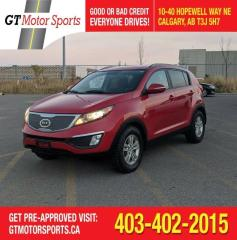 Used 2011 Kia Sportage LX IAWD| $0 DOWN - EVERYONE APPROVED! for sale in Calgary, AB