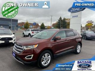 Used 2015 Ford Edge SEL  - One owner - Trade-in - Back Up Camera - $15 for sale in Sturgeon Falls, ON