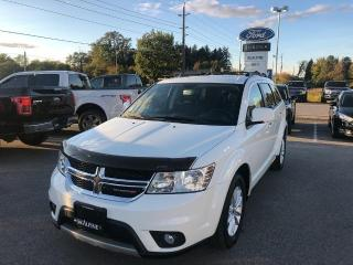 Used 2015 Dodge Journey SXT for sale in Aurora, ON