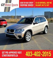 Used 2013 BMW X5 35i  | $0 DOWN - EVERYONE APPROVED! for sale in Calgary, AB
