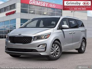 New 2021 Kia Sedona LX+|8PASSENGER|POWER LIFTGATE&DOORS|APPLE CARPLAY| for sale in Grimsby, ON