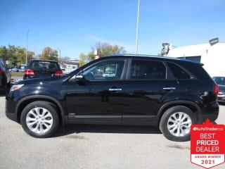 Used 2015 Kia Sorento AWD 4dr V6 Auto EX - Pano Sunroof/Leather/Camera for sale in Winnipeg, MB