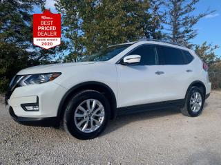 Used 2017 Nissan Rogue AWD SV *HEATED SEATS - REAR CAMERA - LOW KM`S* for sale in Winnipeg, MB