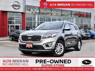 Used 2018 Kia Sorento LX AWD   17 Alloy   Heated Seats   Keyless Entry for sale in Richmond Hill, ON