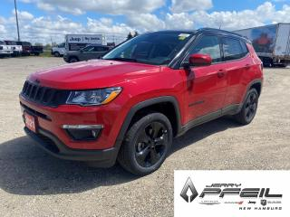 New 2021 Jeep Compass ALTITUDE l LEATHER l PANO ROOF for sale in New Hamburg, ON
