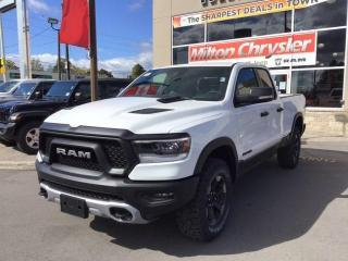 New 2021 RAM 1500 REBEL 4X4 / HEMI / HITCH for sale in Milton, ON