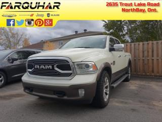Used 2018 RAM 1500 Longhorn - Navigation -  Cooled Seats for sale in North Bay, ON