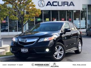 Used 2013 Acura RDX Tech at for sale in Markham, ON