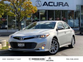 Used 2013 Toyota Avalon XLE for sale in Markham, ON