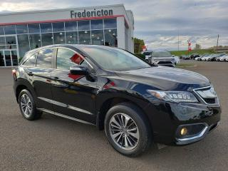 Used 2017 Acura RDX elite pkg for sale in Fredericton, NB