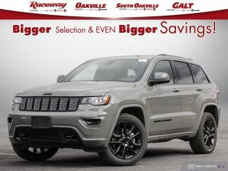 Used 2021 Jeep Grand Cherokee ALTITUDE   4x4   ALL WEATHER GROUP   HEATED SEATS for sale in Etobicoke, ON