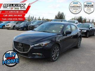 Used 2018 Mazda MAZDA3 SPORT GT for sale in Selkirk, MB