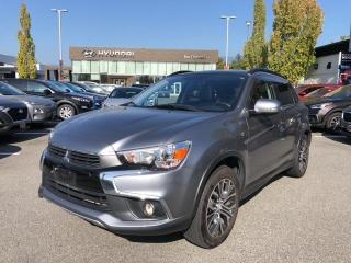 Used 2017 Mitsubishi RVR GT w/ Navi, 1 OWNER AND LOCAL for sale in Port Coquitlam, BC