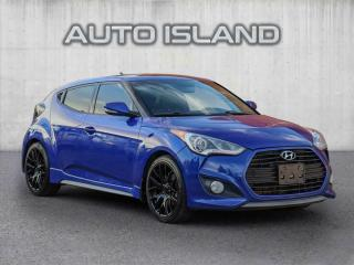 Used 2015 Hyundai Veloster TURBO**NAVIGATION**SPORTY 6SPD MANUAL**SUNROOF for sale in North York, ON