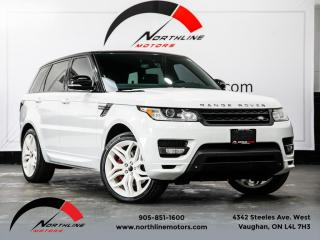 Used 2014 Land Rover Range Rover Sport V8 Supercharged|Autobiography|Navigation|Pano Roof for sale in Vaughan, ON