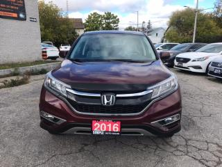 Used 2016 Honda CR-V Awd 5dr Se for sale in Barrie, ON