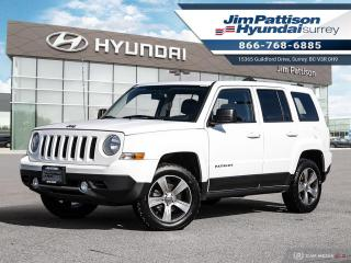 Used 2016 Jeep Patriot High Altitude for sale in Surrey, BC