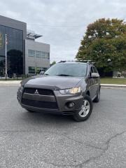 Used 2010 Mitsubishi Outlander 4WD 4dr LS for sale in North York, ON