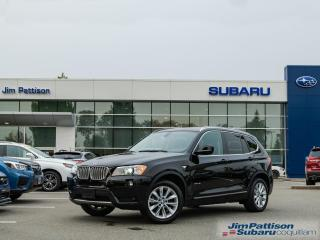 Used 2013 BMW X3 xDrive35i for sale in Port Coquitlam, BC