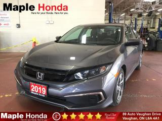 Used 2019 Honda Civic LX HS| 6-Speed Manual| Backup Cam| for sale in Vaughan, ON