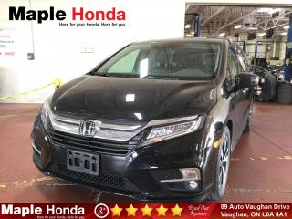 Used 2018 Honda Odyssey Touring| Loaded| Leather| Navi| DVD| for sale in Vaughan, ON