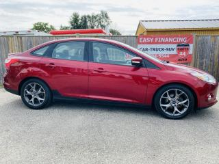 Used 2013 Ford Focus SE Very Clean well equipped Car. Call/Text 519-732-7478 for sale in Brantford, ON