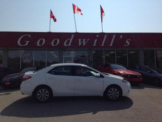 Used 2016 Toyota Corolla LE! HEATED SEATS! BACKUP CAM! B/T! for sale in Aylmer, ON