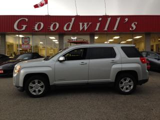 Used 2010 GMC Terrain SLE! BACKUP CAMERA! for sale in Aylmer, ON