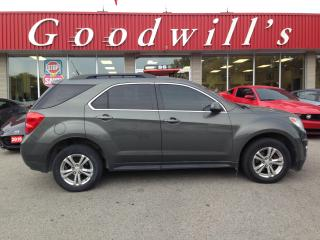 Used 2012 Chevrolet Equinox LT! CLEAN CARFAX! HEATED SEATS! REMOTE START! B/T! for sale in Aylmer, ON