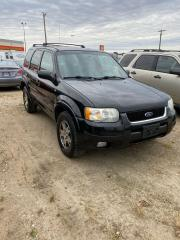 Used 2002 Ford Escape XLT for sale in Cold Lake, AB