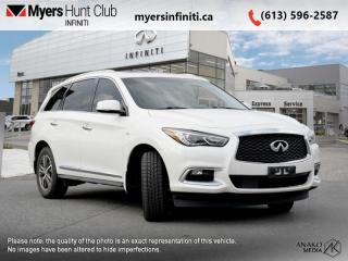 Used 2016 Infiniti QX60 AWD 4dr  - Sunroof -  Power Tailgate for sale in Ottawa, ON