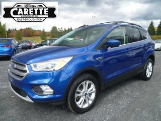 Used 2017 Ford Escape SE AWD for sale in East broughton, QC
