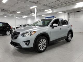 Used 2016 Mazda CX-5 GS AWD - CAMERA + TOIT + SIEGES CHAUFFANTS !!! for sale in St-Eustache, QC