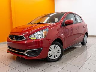 Used 2019 Mitsubishi Mirage CAMÉRA ÉCRAN TACTILE *ANDROID / APPLE CARPLAY* for sale in St-Jérôme, QC