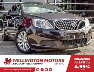 Used 2014 Buick Verano Base / One Owner / New Front Brakes !! for sale in Guelph, ON