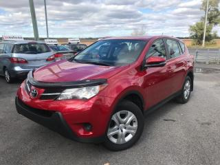 Used 2015 Toyota RAV4 Le automatique awd!!! for sale in Carignan, QC