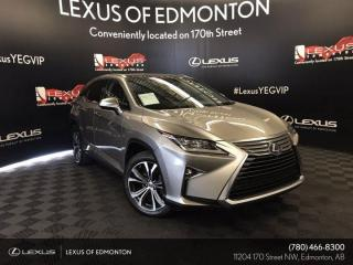 Used 2017 Lexus RX 450h Executive Package for sale in Edmonton, AB
