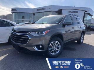 Used 2018 Chevrolet Traverse LT AWD | Heated Seats | Touchscreen Radio for sale in Winnipeg, MB